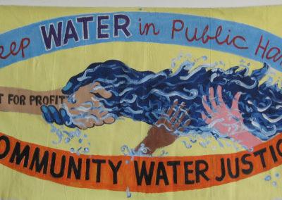 ARRT! COMMUNITY WATER JUSTICE