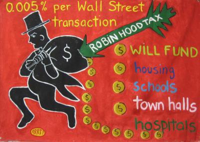 ARRT! robin hood tax will fund
