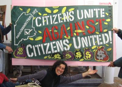 Citizens Agnst Citizens United