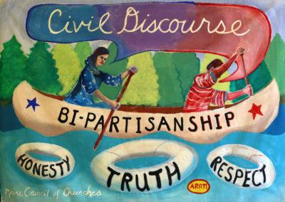 Civil Discourse Banner