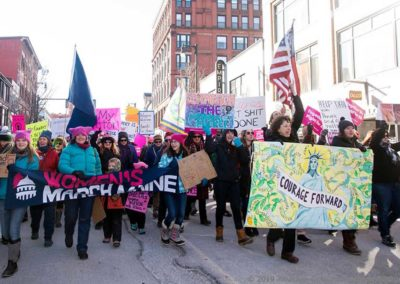 Courage Forward 2 Womens March