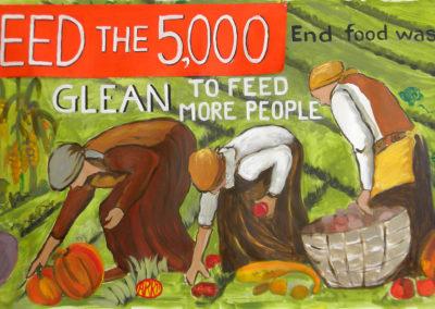 Glean, feed the 5,000