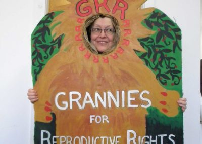 Grannies for Reproductive Rights
