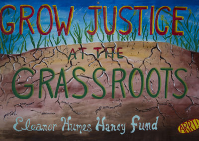 Grass Roots Banner