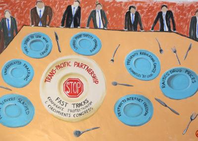 TPP Dinner Table