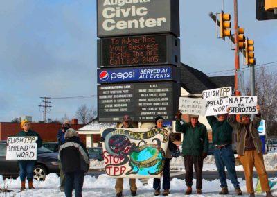 TPP at civic center