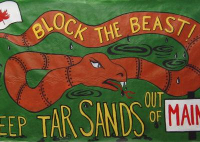 Tarsands Block the Beast