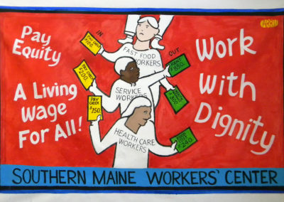 Work with dignity southern ME workers center