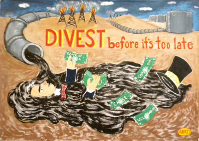 divest before it's too late