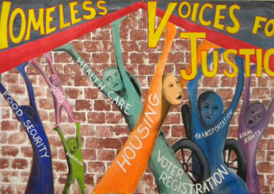 homeless voices for justice