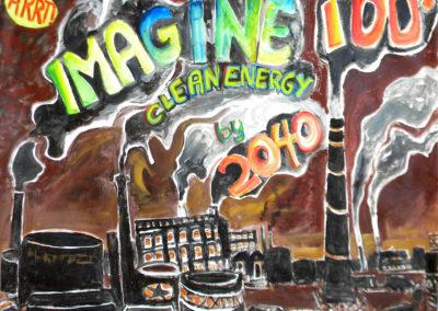 imagine 100% clean energy
