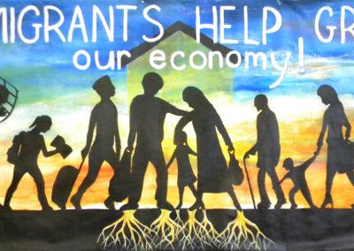 immigrants help grow