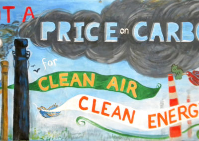 put a price on carbon