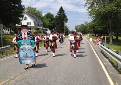 water justice in Casco parade